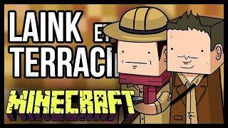 EXPÉDITION JUSQU'AU MANOIR SECRET (Minecraft)