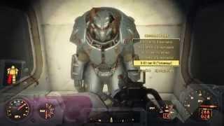 Fallout 4 где найти силовую броню x 01