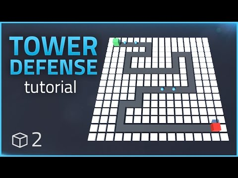 How to make a Tower Defense Game (E02 Enemy AI) - Unity Tutorial