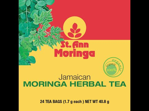 Moringa from St Ann, Jamaica - The Inside Story of St Ann Mo