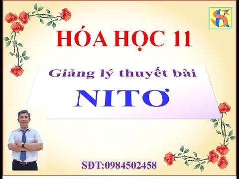 hochoaonline:Lý thuyết bài Nitơ (Hoá 11)