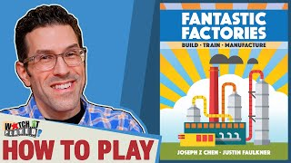 Fantastic Factories - How To Play