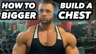HOW TO BUILD A BIGGER CHEST!