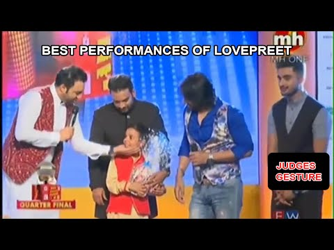 Mini Ranjit Bawa (Lovepreet) All New Songs Performance Nikki Awaaz Punjab Di 2016 | MH ONE MUSIC