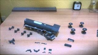 D51 498 Locomotive Papercraft - Canon Creative Park