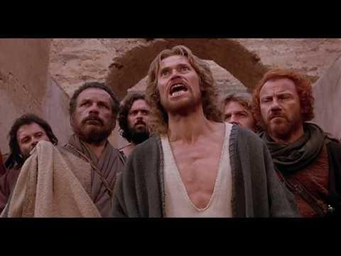 Я отменяю старый закон.  Фрагмент из фильма -Последнее искушение Христа-