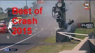 Best of Motorsport Crash Compilation 2015