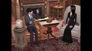 The Sims 2 - The Addams Family