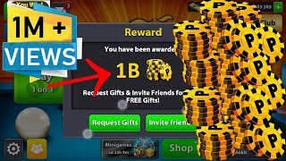 Baixar 8 Ball Pool HOW TO GET 1Billion Coins Free + Legendary cues | No Hack | No Cheat ( Latest 2020)