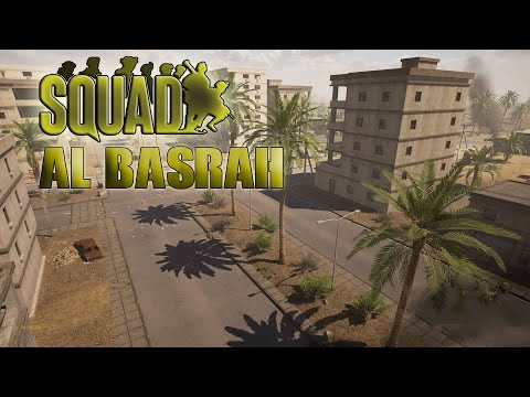 New Map AL BASRAH -Squad V9.3