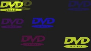 DVD Screensaver but everytime it hits the corner it goes 100% faster