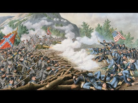 The Second American Civil War has begun, and today