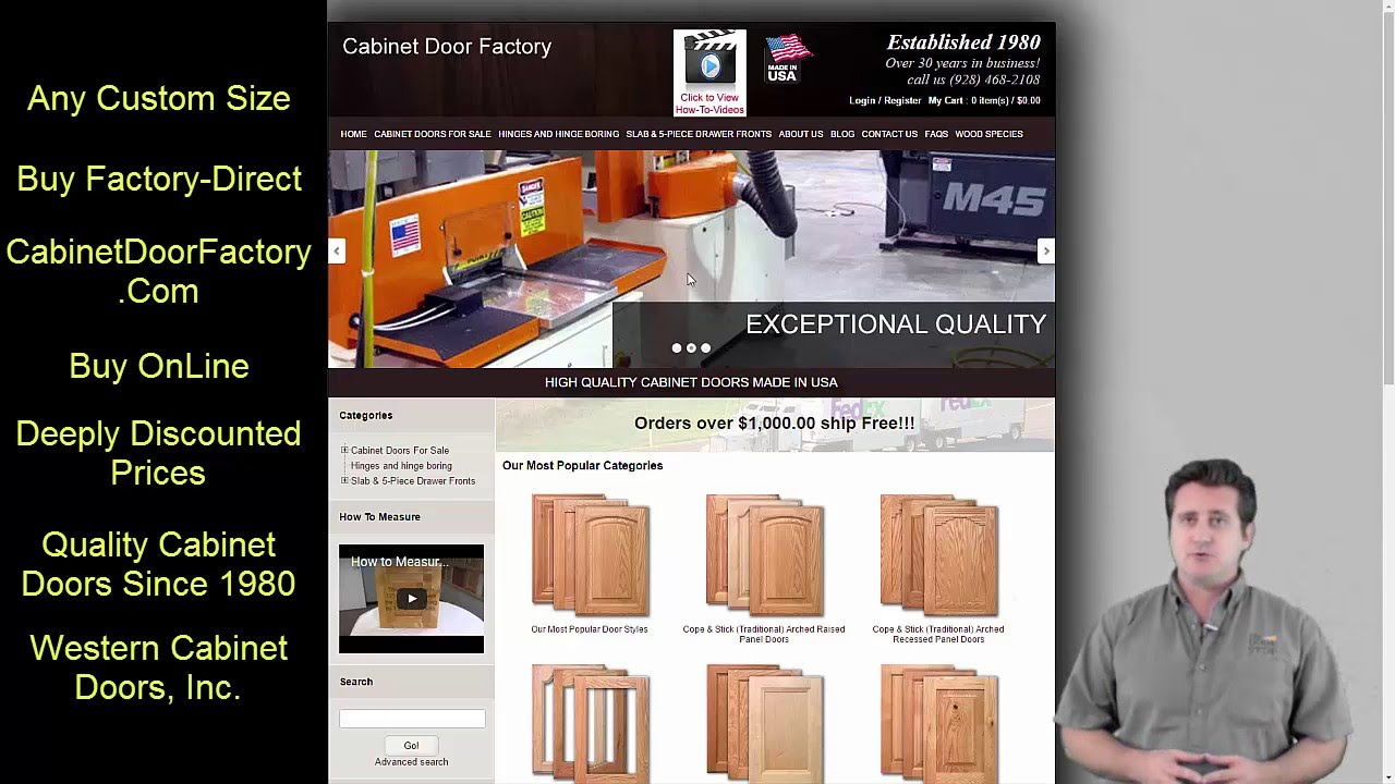 How To Replace Old Cabinet Doors With New Unfinished Kitchen Cabinet Doors