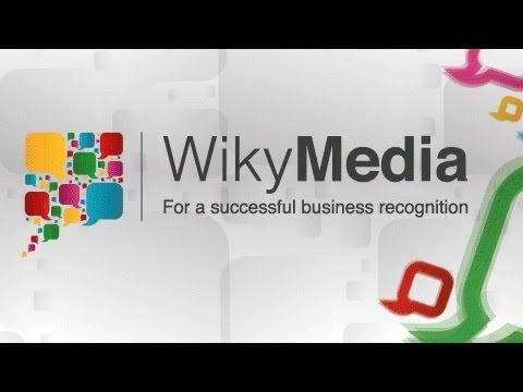 Socialmedia Services Company Jordan | Amman | Wikymedia JO