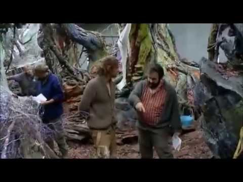 Peter Jackson and Tea: A Love Story