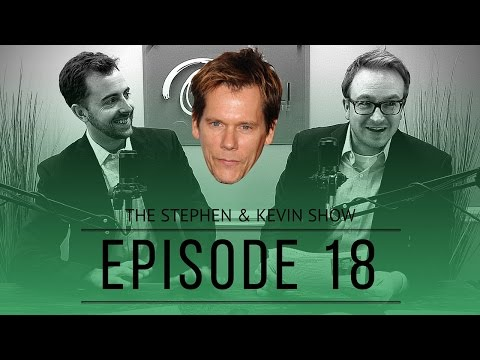 Stephen and Kevin Show Episode 18: Kevin Bacon, Being the Trusted Advisor, Prospects at Your Events