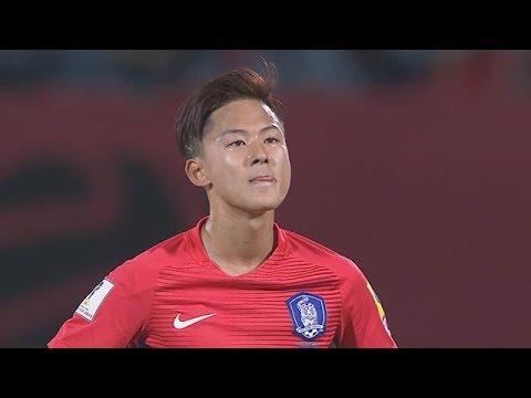 u-20 월드컵 대한민국vs포르투갈 주요 경기장면