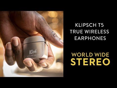 Review: Klipsch T5 True Wireless Earbuds