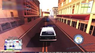 net4game.com || Los Santos Police Department #3 - Pursuit of blue Burrito