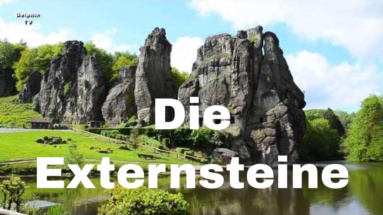 Die Externsteine bei Horn Bad Meinberg ein magischer