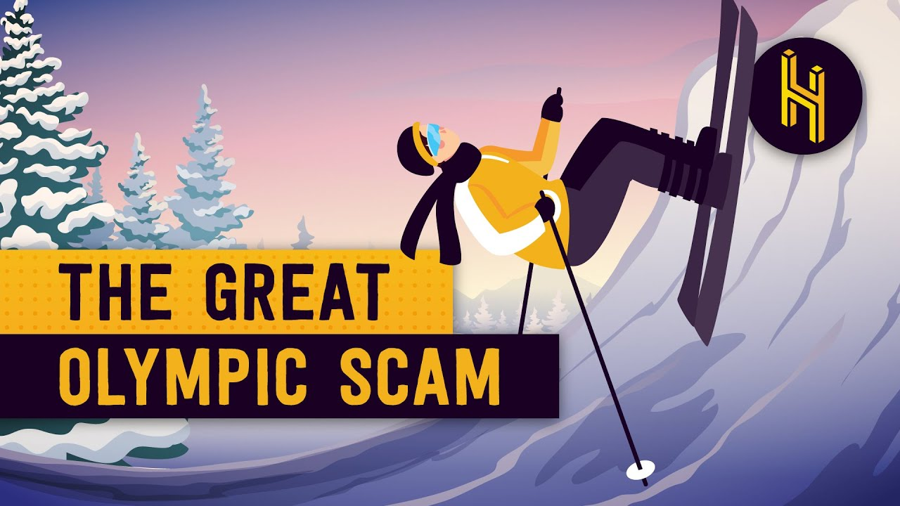 How One Woman Scammed Her Way Into the 2018 Olympics