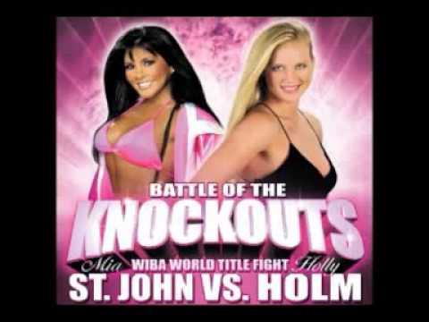 Holm VS St John