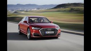 Nouvelle Audi A8 et A8 L (2018) - Premières images