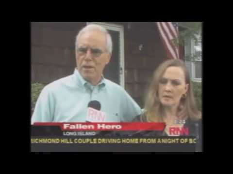 Operation Red Wings-  Initial news report on Lt  Michael P Murphy   07 07 2005 wmv
