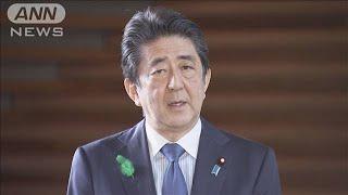 総理改めて外出自粛を要請 緊急事態宣言から2週間(20/04/21)