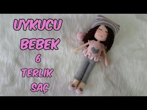 Amigurumi uykucu ayı 2.bölüm gövde yapılışı.. - YouTube | 360x480