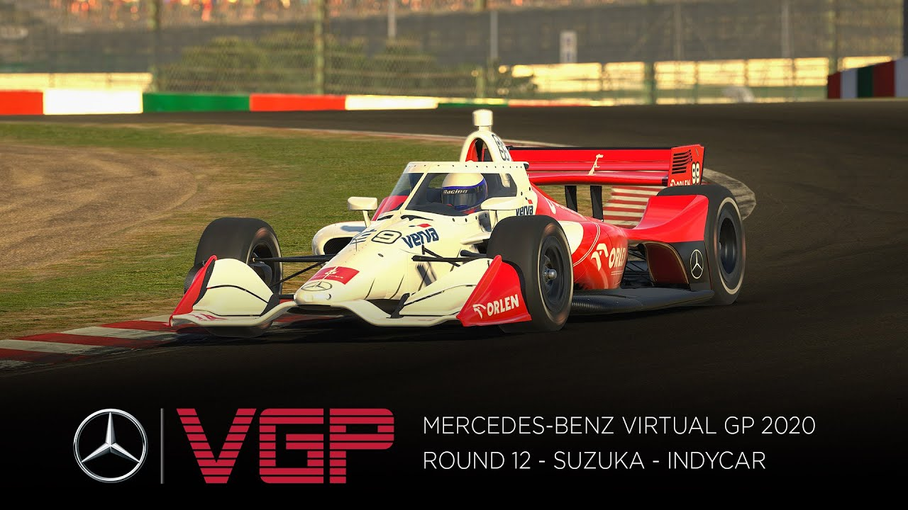 #12 Mercedes-Benz Virtual GP 2020 – Suzuka – (English) – YouTube