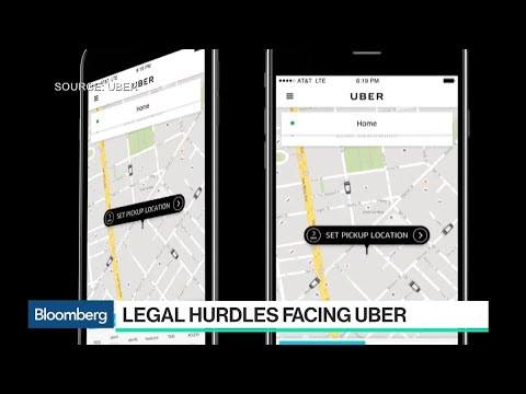 Why Uber's Program to Track Competitors Is Under Scrutiny