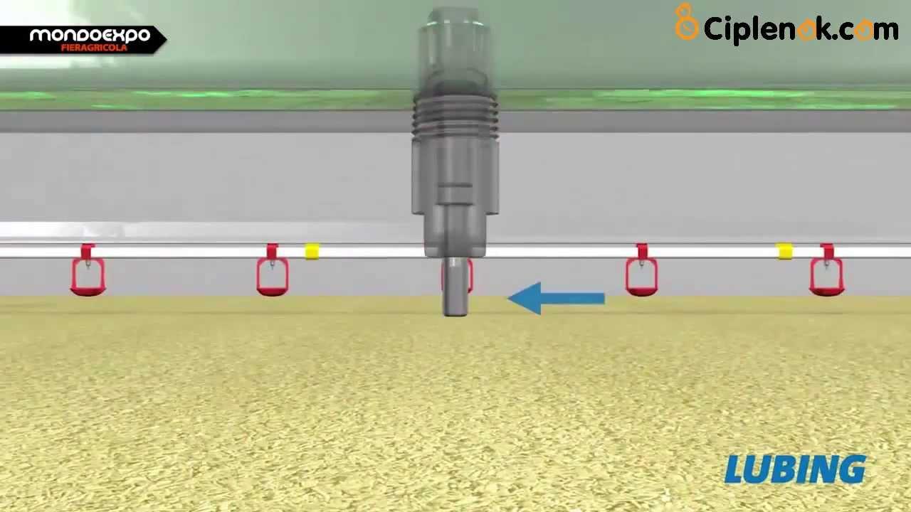 Как сделать ниппельную поилку 757