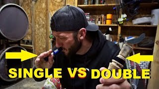 Gambar cover Single VS Double Reed Duck Call - Which is Better for Beginners?