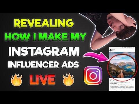 Revealing My HIGHEST CONVERTING Instagram Influencer Ads (LI