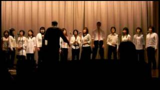 Gospel Live In Kamakura March 14, 2009 Spirit Of Soul Beyond the ce...