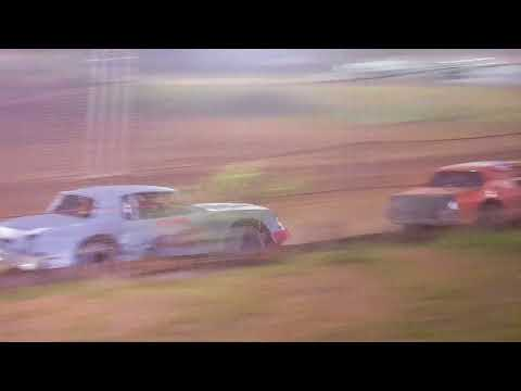 Factory Stock Feature Race @ 105 Speedway  6-16-18