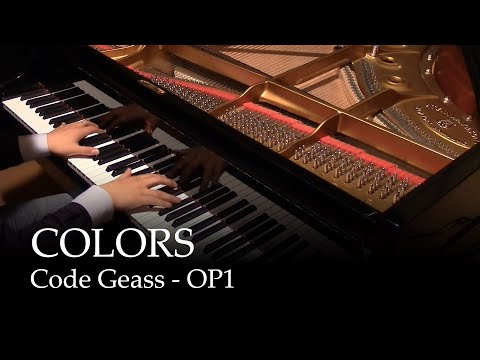 COLORS  Code Geass OP1 piano