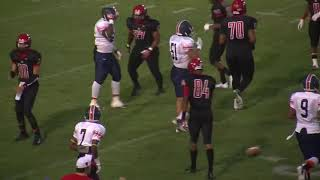 snow college football glendale community college 8 24 2013