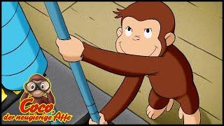 Coco der Neugierige 🐵209 Die große Talentshow 🐵 Ganze Folgen 🐵 Cartoons für Kinder🐵 Staffel 2