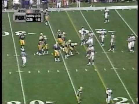 Brett F@vre Touchdowns 1999 Part 1: The Comeback Kid