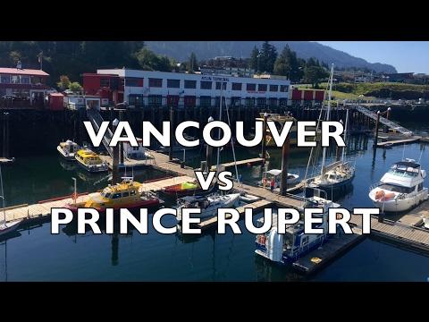 Life is Like Sailing -  Vancouver vs. Prince Rupert