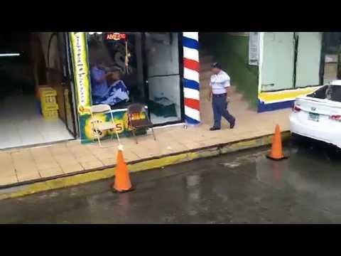 A Day on the Road - Bocas del Toro, Panama, to Liberia, Costa Rica