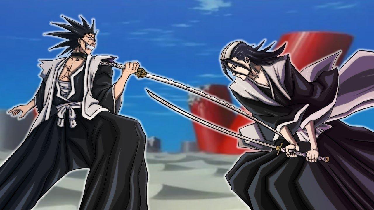 Kenpachi VS Byakuya- Who Would Win?