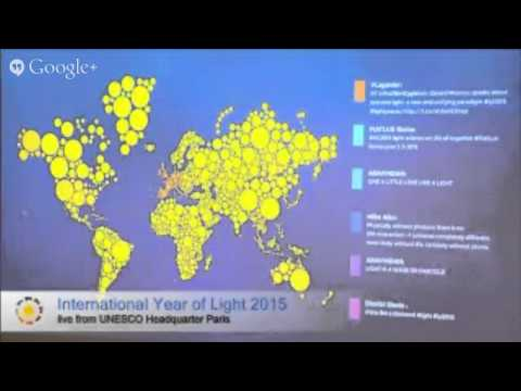 Live from Paris - HQ UNESCO
