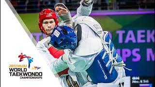 [FINAL] Men -87 kg | LARIN Vladislav(RUS) vs BACHMANN Alexander(GER)