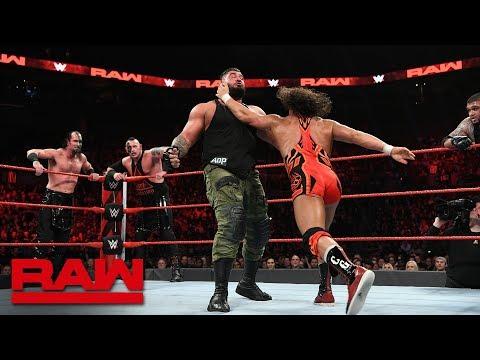 WWE Monday Night RAW Results - Brock Lesnar Attacks, DX