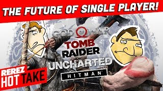 Do Single Player Games Have A Future?! - Rerez Hot Take