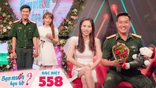 Wanna Date Special Episode | Ep 558: Young teacher cries about father and the soldier's promise