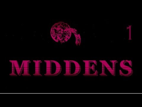 Middens - Surreal Exploration RPG, Manly Let's Play Pt.1